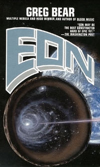 "Image: Greg Bear: ""Eon"" book - Marinela Miclea review"